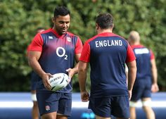 Burgess, Farrell and Vunipola in for #ENG to face #WAL in Saturday's #RWC2015 match http://bbc.in/1gQbhz0