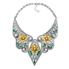 High-end Gemstones Necklace - Fuliru