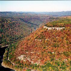 10 Must-Take Fall Trips: Walk Across the New River Gorge Bridge