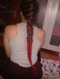 Red hair day
