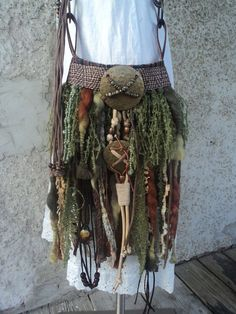 VEGAN Bag Handmade Boho Hippie Gypsy Tribal Cross Body Purse Fringe tmyers #Handmade #MessengerCrossBody