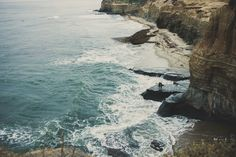 Sunset Cliffs, Point Loma, San Diego, California