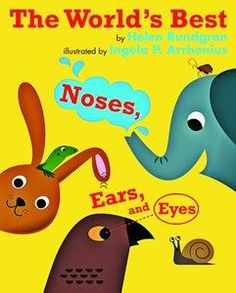 The World's Best Noses, Ears, and Eyes  | STEM Friday