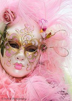 Venice Carnival - In The Pink