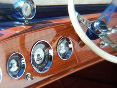 FOR SALE: 1969 Chris Craft Commander Super Sport with 327 QA V drive full restoration by Macatawa Bay Boat Works www.mbbw.com 269-857-4556