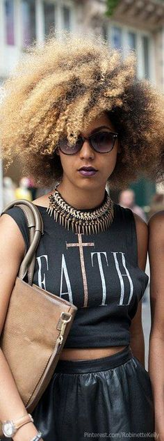 Ouch! #naturalhair