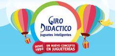 Image result for giro didactico jugueteria logo