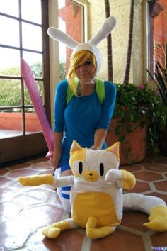 best cosplay ever :P