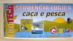 SEQUÊNCIA LÓGICA CAÇA E PESCA - ISBN 7898096314728