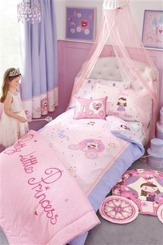 Buy Princess Bed Set from the Next UK online shop