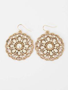 Altar'd State Wallflower Earrings
