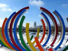 Warm days? Get out and tour the Pappajohn Sculpture Park!