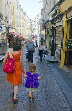 Rue Mouffetard ~