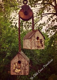 Awesome Bird House Ideas For Your Garden 64 #birdhouseideas