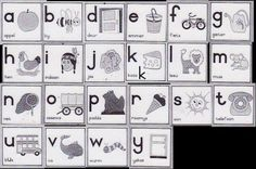 going back to school - alphabet associations Learning Time, Toddler Learning Activities, Teresa, Teaching Posters, Preschool Lesson Plans, Chores For Kids, Kids Corner, Kids Education, Alphabet