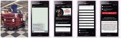 Scanna QR-kod i butik eller skicka COKEZEROSKYFALL som SMS till 72130 för att vinna en James Bond resa till London
