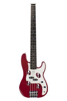 TB-4P Bass - Traveler Guitar