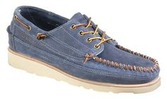Sebago Men's SHOREHAM 4-Eye Lace Up Fashion Boat Shoes