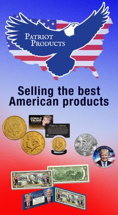 Patriot Products is America's hub for all things President Trump and Conservative Politics. #America