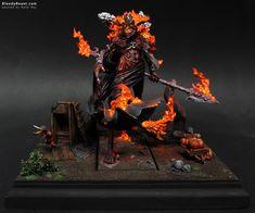 Incarnate Elemental of Fire Scene