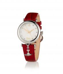 Red Trafalgar Watch (Vivienne Westwood)