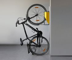 PARKIS Effortless Bicycle Lift | DudeIWantThat.com