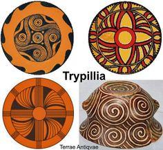 Cucuteni Trypillian culture  .