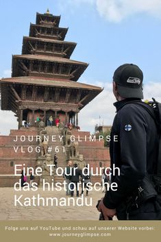 Wir machen uns auf und erkunden Kathmandu. Unglaublich, was diese Stadt alles zu bieten hat. Nepal, Journey, Youtube, Movies, Movie Posters, Explore, City, Viajes, Film Poster