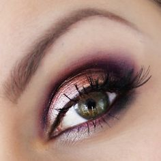Date by Justyna K. Check out the one palette used for this look!