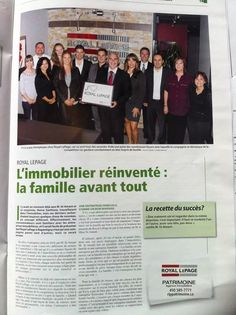 l'immobilier réinventer Family Over Everything, Real Estate