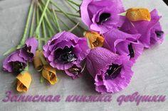 Kommi/lillekimp - Как сделать цветы из конфет (букет из конфет)