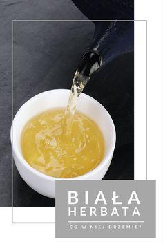 Jakie właściwości ma biała herbata?