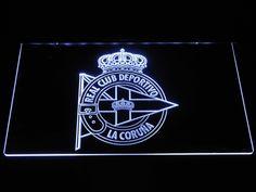 Deportivo de La Coruña LED Neon Sign