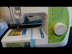 Máquina de Costura Brother BM2800 - YouTube