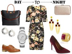 Valentines Day - Day-to-Night Look