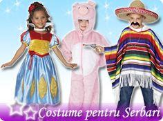 Costume Serbari Petreceri copii