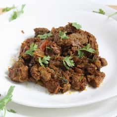 Each piece of lamb is coated with spicy indian masala,surely a great treat to lamb lovers