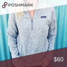 Patagonia pull over Warm Patagonia pull over! Patagonia Jackets & Coats