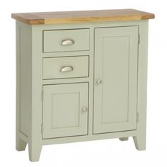 Hampshire French Grey Buffet Unit