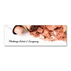 Makeup business cards zazzle business cards makeup everybodys makeup business cards zazzle makeup business cards reheart Image collections