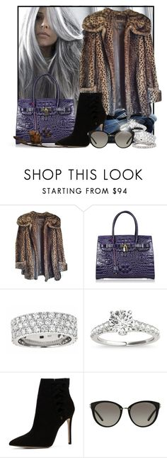 """Signature Wardrobe Staple: Purple Bag"" by doozer ❤ liked on Polyvore featuring Heller, H&M, Jones New York, Allurez, ALDO, Tiffany & Co. and vintage"