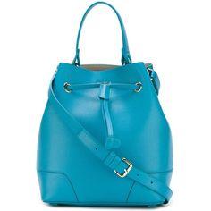 Designer Tote Bags - Designer Bags for Women Blue Purse, Blue Bags, Furla Purses, Designer Totes, Shades Of Blue, Bucket Bag, Gucci, Hand Bags, Tote Bag