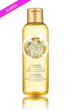 Olejek o zapachu kwiatu Moringa.
