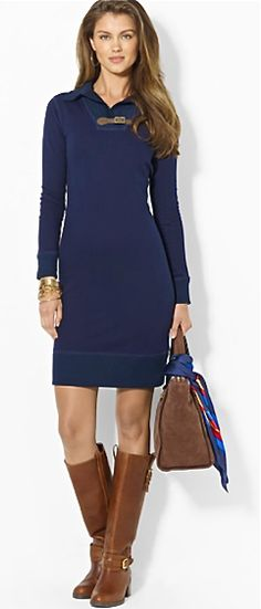 Ralph Lauren | fall style.  Oh yeah; That's my style!!!!