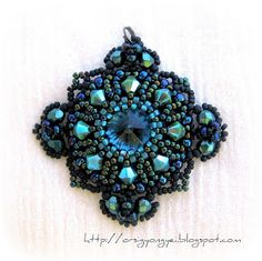 Jewelry Pattern: Quisel Pendant
