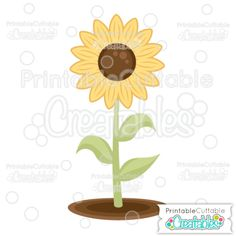 Over 100 Free SVG Cut Files for Cricut, Silhouette, Brother Scan N Cut cutting machines! Free SVG files for scrapbooking, cardmaking, paper crafts Free Monogram, Monogram Frame, Free Svg Cut Files, Svg Files For Cricut, Sunflower Stencil, Iris Folding Pattern, Flower Svg, Sunflower Clipart, Vinyl Crafts