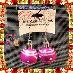 12/6 VALUE OF THE DAY DEAL for: @sherry8888 Yay! 12/6 VALUE OF THE DAY DEAL for: @sherry8888 Yay! Congrats on snagging this awesome deal PFF! ☃☃☃ Winter Wishes Jewelry Earrings