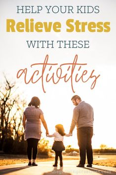 Activities to Relieve Stress in Kids • The Growing Creatives Gentle Parenting, Parenting Advice, Infant Activities, Activities For Kids, Sisters Book, Every Mom Needs, Kids Health, Going To The Gym, Kids Cards