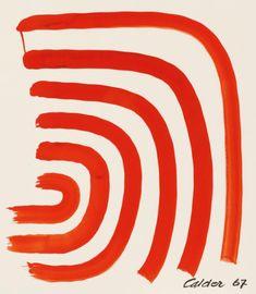"""gdbot: """"golden-west:Alexander Calder, Shock Waves, 1967. http://ift.tt/2Cwaa2H """""""