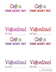 Handmade Valentines: Heart-Shaped Crayons - The Nerd's Wife